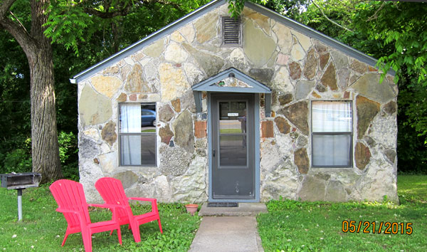 Rock Village Court - Cabin 5